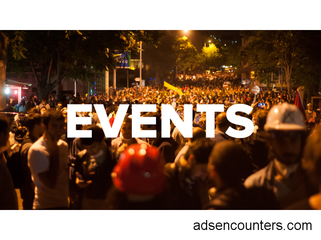 Rules for the EVENTS section