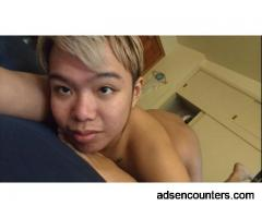 Best BJ Ever from Blonde Asian Twink - m4m - 23 - Indianapolis IN
