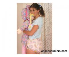 Female ABDL Diaper Lover Little in DFW area - m4w - 60 - Dallas TX