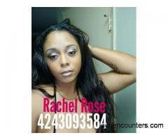 Rachel Rose Available Now - w4m - 26 - Inglewood CA